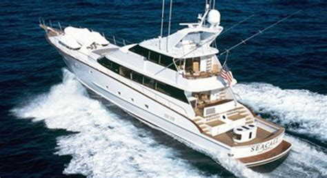 Biggest Fishing Boat In The World by 10 Biggest Sportfish Yachts Ever Built