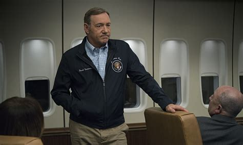 Valet Living Turns by Life Lessons From Frank Underwood Valet