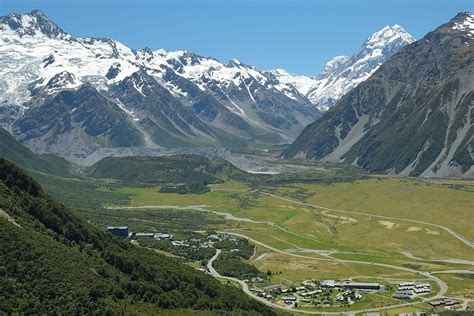 Mount Cook Village Wikipedia