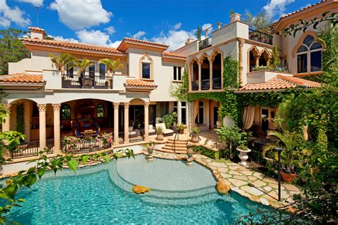 Impeccable Mediterranean Waterfront Home