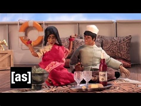 Love Boat Full Episodes Youtube by The Indian Love Boat Robot Chicken Adult Swim Youtube