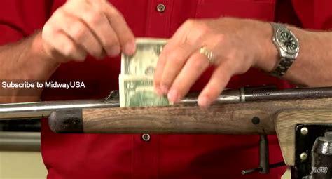 midwayusa gunsmithing glass bedding a rifle stock the