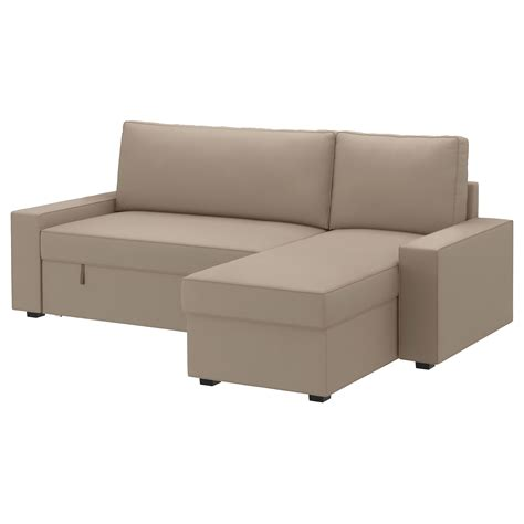 white color small leather sectional sleeper sofa with chaise for saving small spaces ideas
