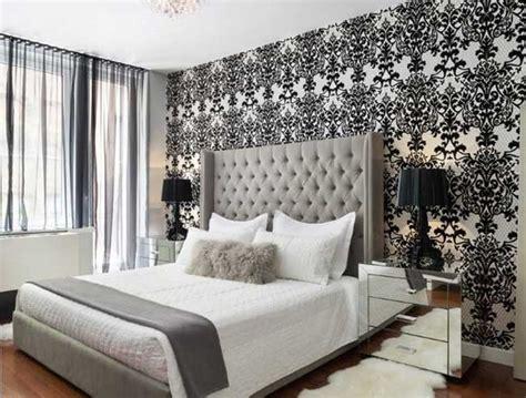 Schlafzimmer Tapezieren Muster