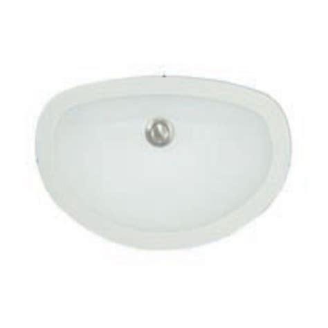 bathroom sinks d shaped single bowl mount