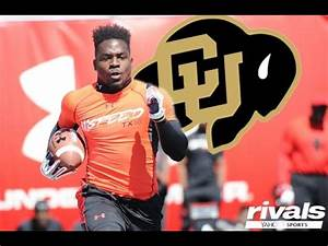K.D. Nixon commits to Colorado - YouTube