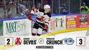 Late power play goal sinks Devils – Albany Devils