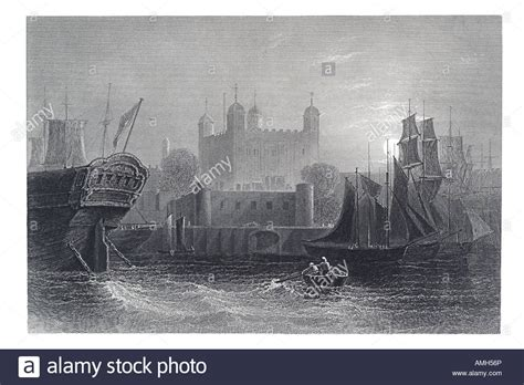 Boat Building Courses London by Tower Of London From Thames River Sailing Ship Galleon