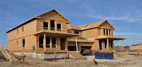 Home Construction : Americans Build Larger, More Costly Homes