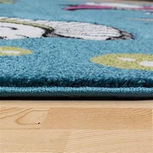 Teppich Grün Türkis Blau : kinderzimmer teppich unterwasserwelt in t rkis gr n fuchsia creme kinderteppich ~ Markanthonyermac.com Haus und Dekorationen