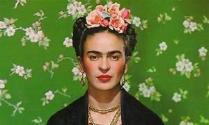 Frida Kahlo Kunstwerk : visionaires frida kahlo schildert een leven vol passie ~ Markanthonyermac.com Haus und Dekorationen