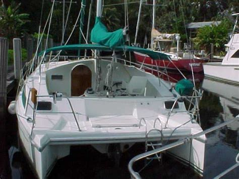 Prout Quest 33 Catamaran For Sale by Used Prout Quest 33 Catamaran For Sale Moonspinner
