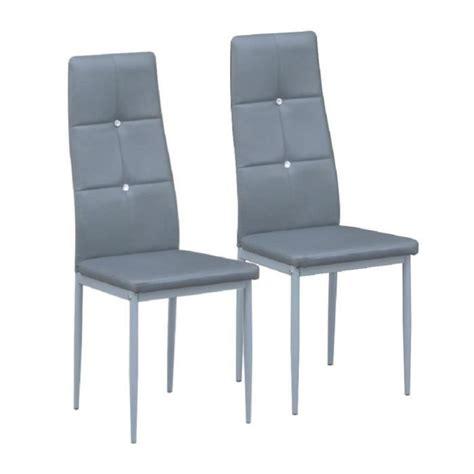 chaise grise pas cher ukbix