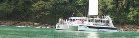 Excursion Catamaran Manuel Antonio by 72 Catamaran Privado De Dos Pisos Con Tobogan En Manuel