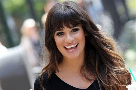 lea michele to in possible glee spin mxdwn television