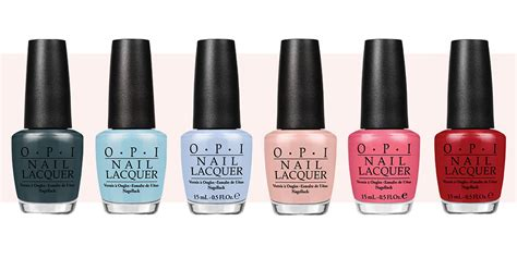15 Best Opi Nail Polish Colors For 2018