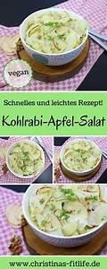 Was Passt Zu Kohlrabi : kohlrabi apfel salat vegan i christinas fitlife rezepte 2018 c deutsche k che 2 ~ Whattoseeinmadrid.com Haus und Dekorationen
