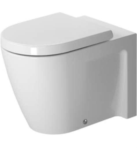 duravit 2128090092 starck 2 dual flush one floor