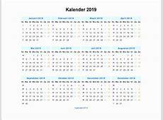 Excel Calendar 2018 Template sbezv Best of Kalender 2019