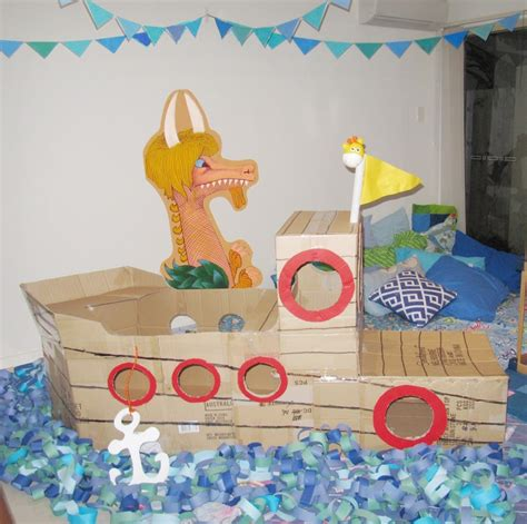 Cardboard Boat Where The Wild Things Are by M 225 S De 25 Ideas Incre 237 Bles Sobre Barcos De Cajas De Cart 243 N