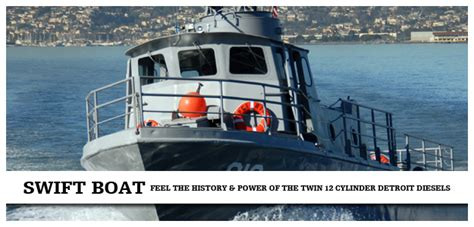 Swift Craft Boat History by Pcf 816 Swift Boat Maritime Museum Of San Diego