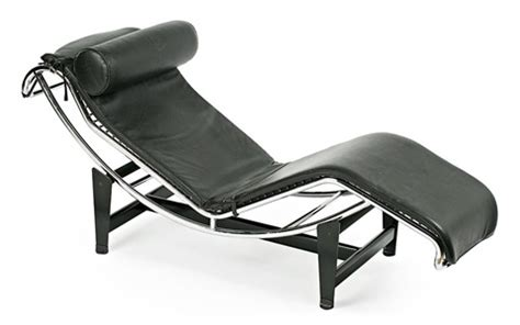 chaise longue basculante by le corbusier and perriand on artnet