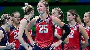 kgw.com | U.S. women's volleyball misses chance for gold medal