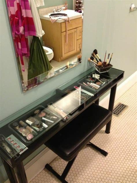 astuce rangement maquillage salle de bain dootdadoo id 233 es de conception sont