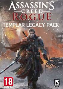 Assassin's Creed Rogue - Templar Legacy Pack [Uplay Key ...