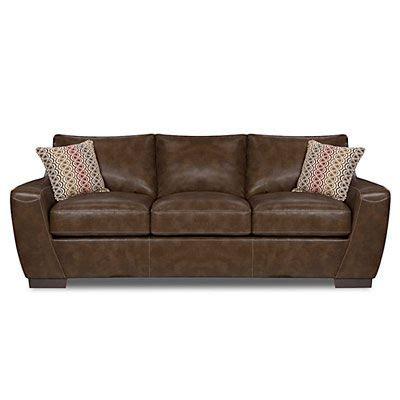 Simmons Sofas At Big Lots by Simmons 174 Tonto Espresso Sofa At Big Lots Decor