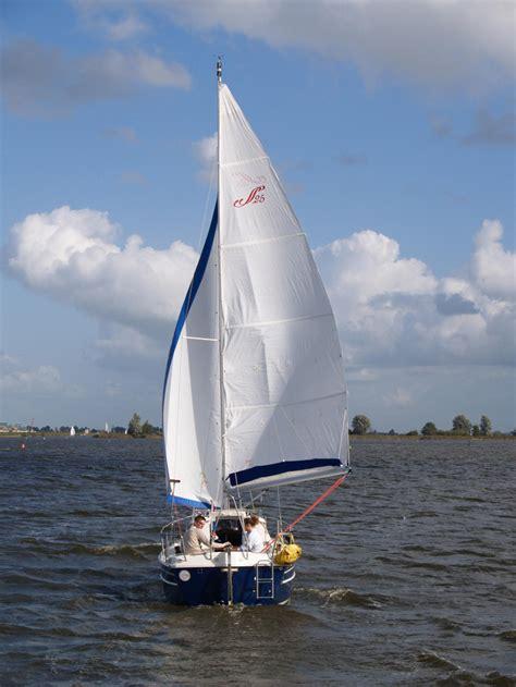 Zeilboot Huren Heeg by Zeilboot Huren Friesland Sunhorse 25 Ottenhome Heeg