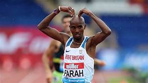 Sir Mo Farah wins final track race in Great Britain - ITV News