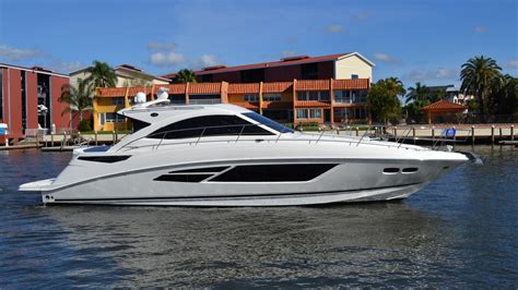 Sea Ray Boats For Sale Marinemax by 2014 Sea Ray 510 Sundancer Boat For Sale At Marinemax