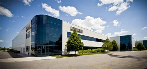 Anker Headquarters by Custom Hydraulic Cylinders Anker Holth