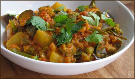Southern Indian Vegetable Curry  A Glug Of Oil