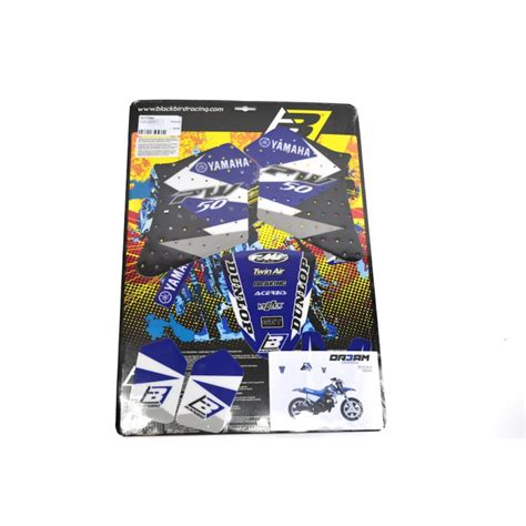yamaha 50 pw kit d 195 194 169 co blackbird graphics 3