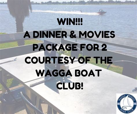 Wagga Boat Club Facebook by Wagga Business Giveaways Competitions Public Group