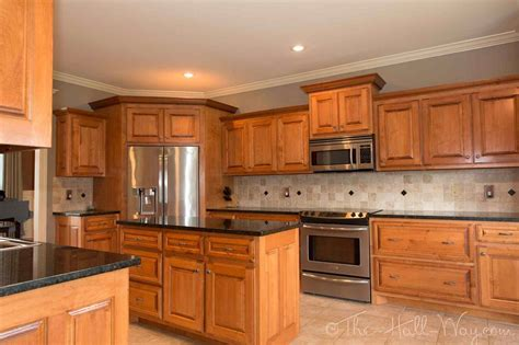 Staining Oak Cabinets Cherry Reclaimed Kitchen Sinks Unclogging Sink Home Depot Faucets For Smell From Water Filter Faucet Plug B&q Accessories Corner Cabinet