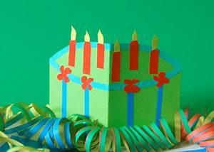 Basteln Mit Kindern 5 Geburtstag : zum kinderzeit geburtstag gl ckwunschkarte zum nachbasteln kinderzeit blog ~ Whattoseeinmadrid.com Haus und Dekorationen