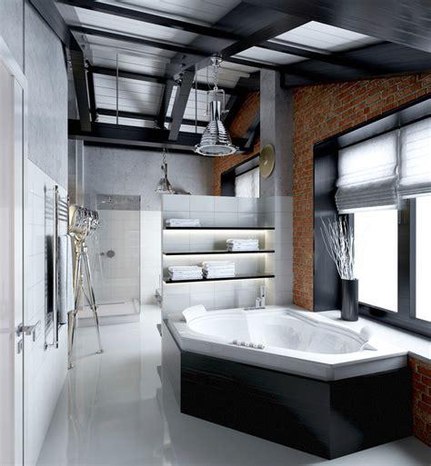 masculine bathroom decor interior design ideas