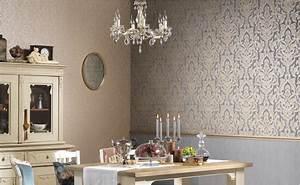 Küche Tapezieren Ideen : behang voor de keuken bij hornbach ~ Markanthonyermac.com Haus und Dekorationen