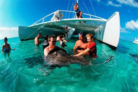 Catamaran Snorkeling Grand Cayman by Stingray City Catamaran Sail And Snorkel