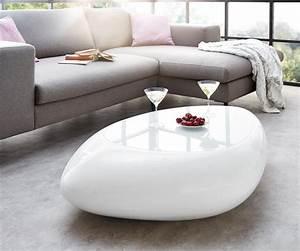Couchtisch Weiss Hochglanz Oval : couchtisch hochglanz weiss preisvergleich die besten angebote online kaufen ~ Markanthonyermac.com Haus und Dekorationen