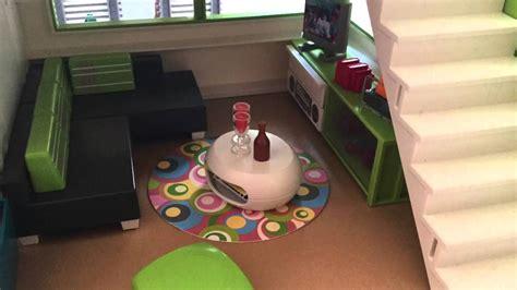 placement de la maison moderne playmobil