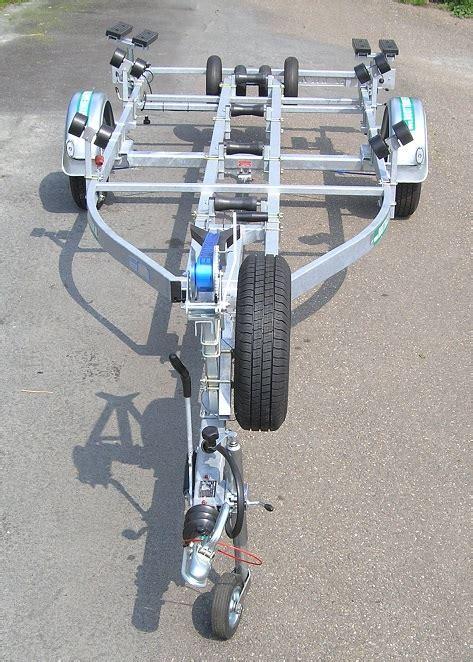 Boottrailer Te Huur by Boten Tot 1000 Kg De Merenburger Boottrailerverhuur