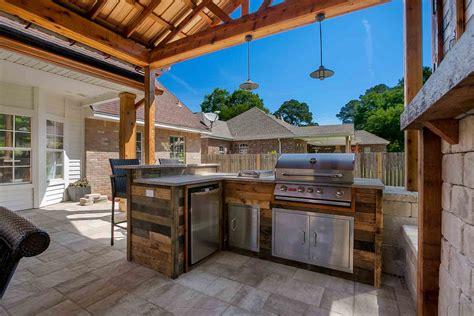 New Orleans Outdoor Kitchens Contractor  Custom Outdoor