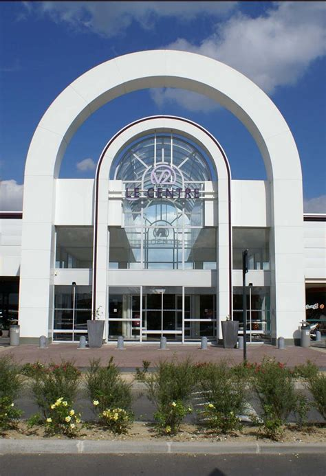 centre commercial v2 parking villeneuve d ascq adresse carte