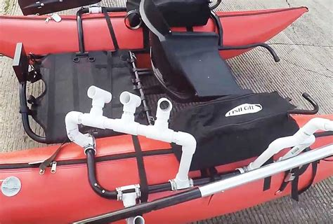 Inflatable Pontoon Boat Modifications by Inflatable Pontoon Boat Modifications You Won T Believe