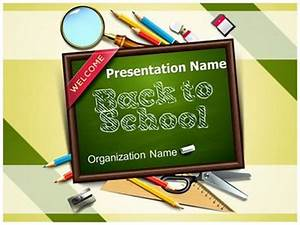 17 Best images about Back To School PowerPoint Templates ...