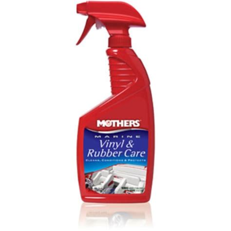mothers marine one step vinyl rubber cleaner conditioner